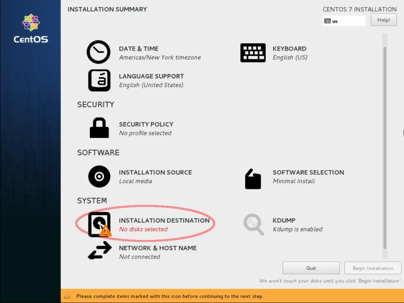 CentOS 7 Installation with LVM RAID 1 – Mirroring – tuxfixer com